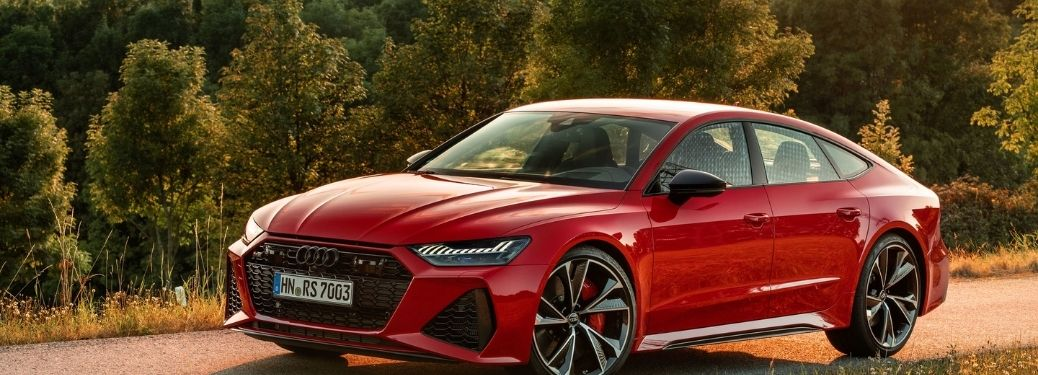 2021 Audi RS 7 Photo Gallery
