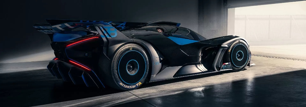 New Bugatti Race Car Available for Purchase