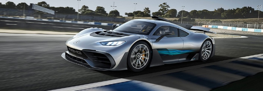 How powerful is the Mercedes-AMG One?