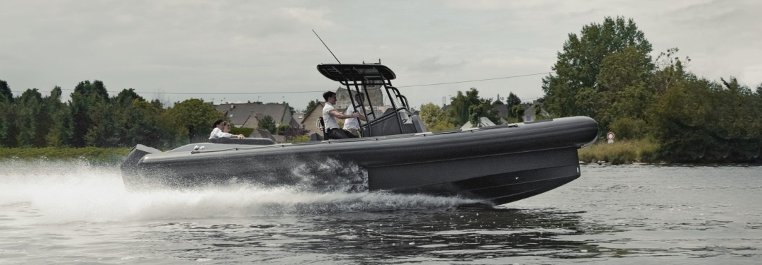 What is the fastest amphibious boat?