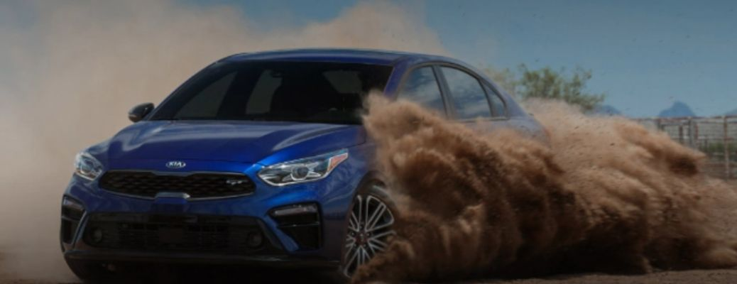How fast does the 2021 Kia Forte go from 0 to 60?