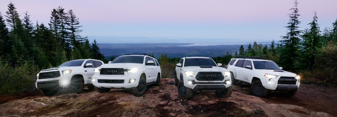 What is Toyota TRD?