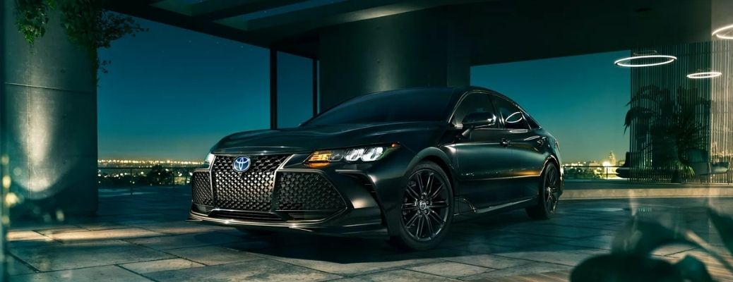 2022 Toyota Avalon front look