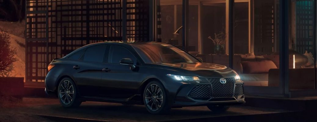 Video Explanation of the 2022 Toyota Avalon Specifications