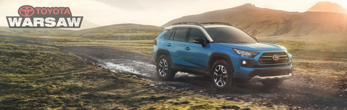 First Look at the All-New 2019 Toyota RAV4