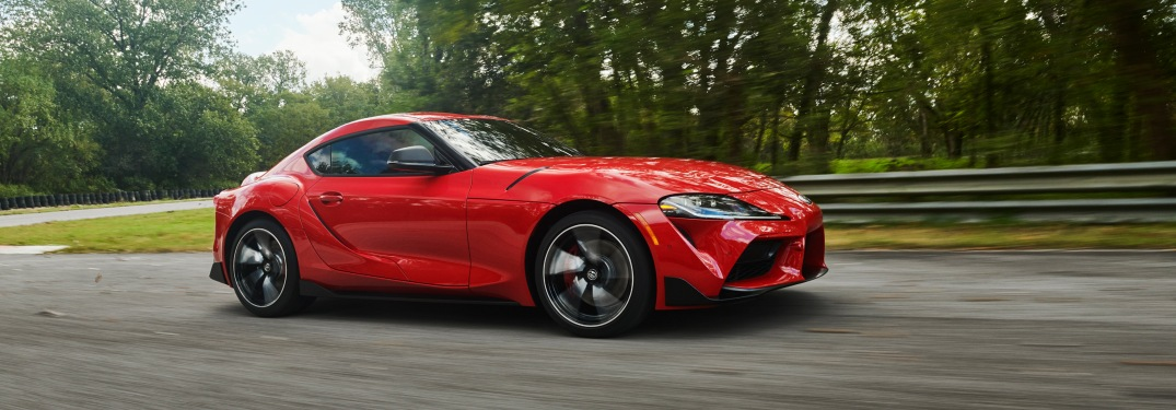 World Debut Of The 2020 Toyota Supra