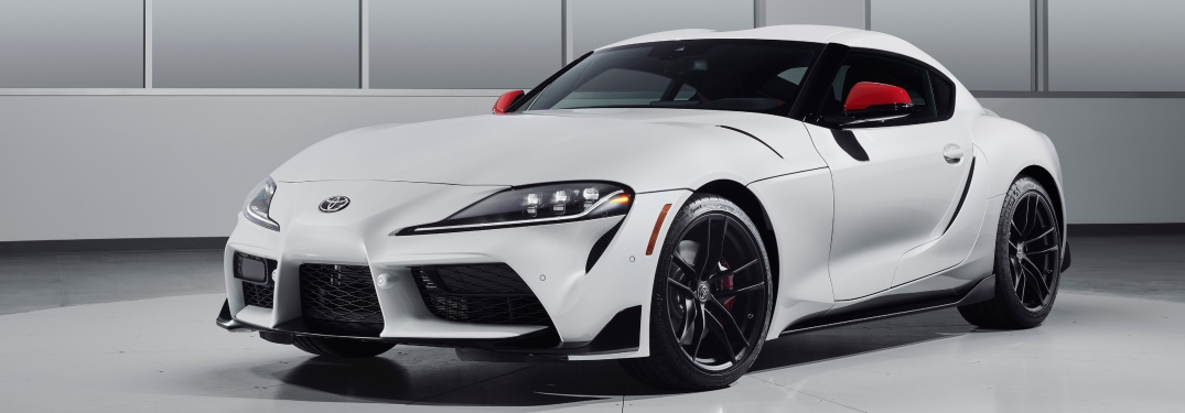 See the Stylish New Supra Here