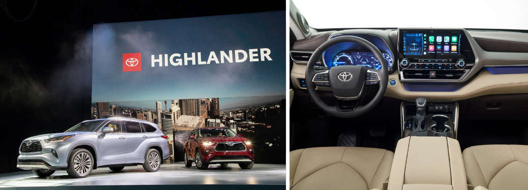 Introducing The New Redesigned 2020 Toyota Highlander Toyota Of