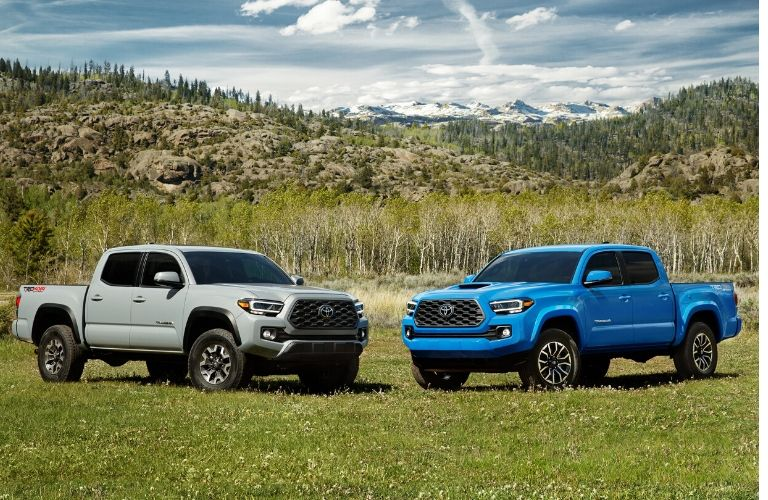 2020 Toyota Tacoma Lineup at Toyota of Warsaw in Warsaw IN Features Two Impressive Engine Options