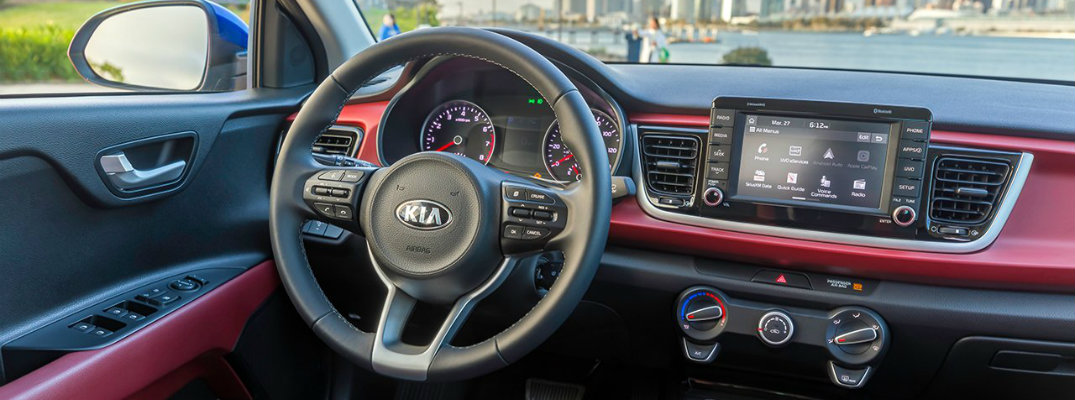 How to Connect an iPhone X to the 2018 Kia Rio