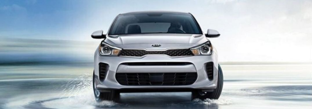 What Color Options are on the 2020 Kia Rio?