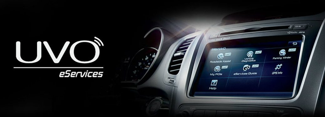 Kia UVO eServices features
