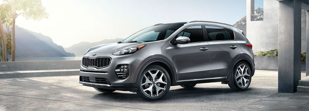 kia sportage 2017 features