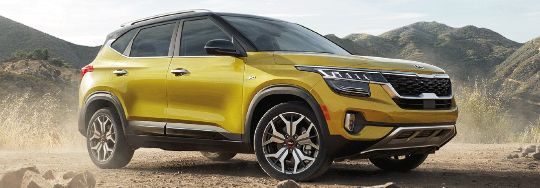 Does the 2021 Kia Seltos Have All-Wheel Drive?