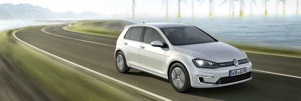 2015 Volkswagen e-Golf range and charge time