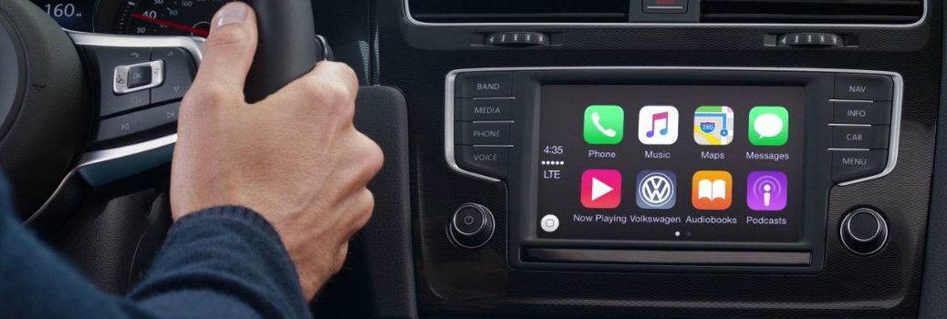 VW MIB II Infotainment system and App-Connect benefits
