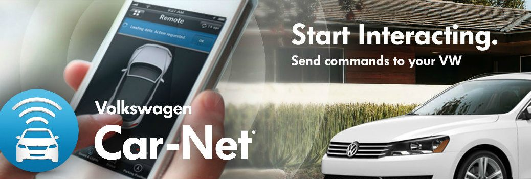 Benefits and features of VW Car-Net subscription