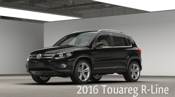 2016 Volkswagen Suv >> 2016 Volkswagen Tiguan Trim Levels And Technology