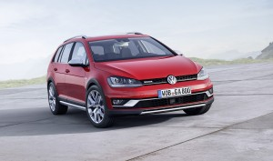 golf sportwagen alltrack front end