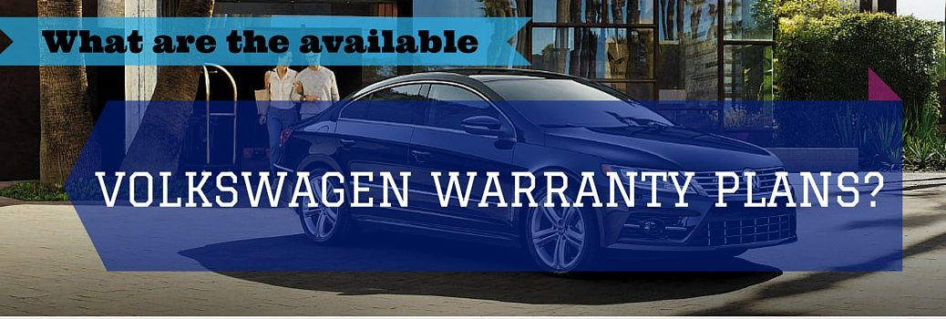 2016-2017 Volkswagen New Car Warranty Coverage