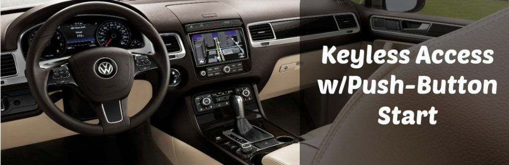 Subaru Middletown Ny >> What is VW Keyless Access with Push-Button Start?