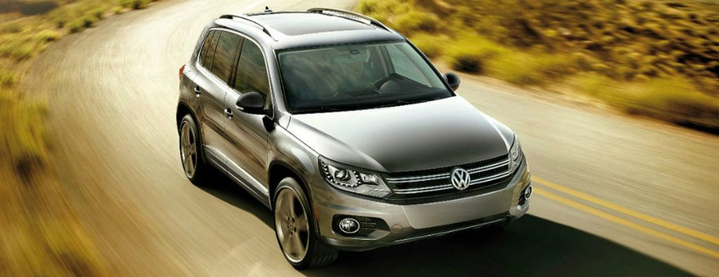2017 Volkswagen Tiguan Engine Power, Fuel Economy, and Driving Range
