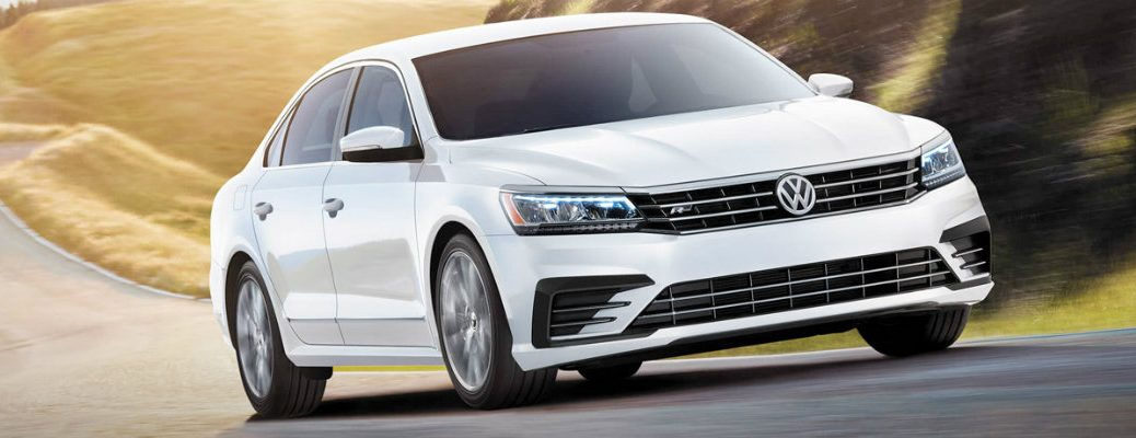 2017 Volkswagen Passat Engine Specs, Passenger Volume, and Interior Features
