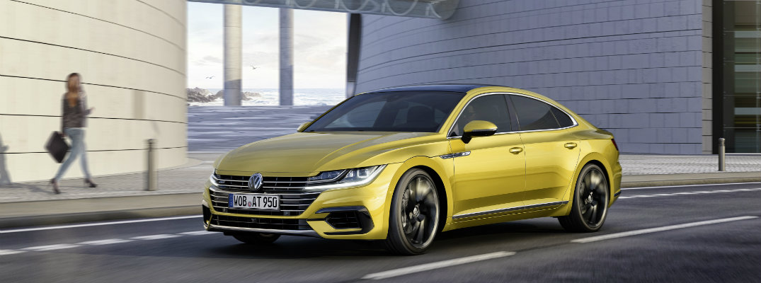 Say Hello to the All-New Volkswagen Arteon!