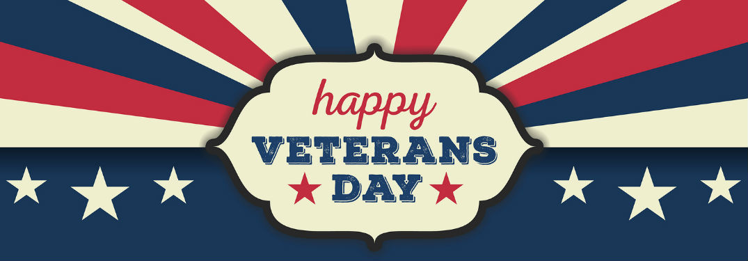 What can we do for Veterans Day?
