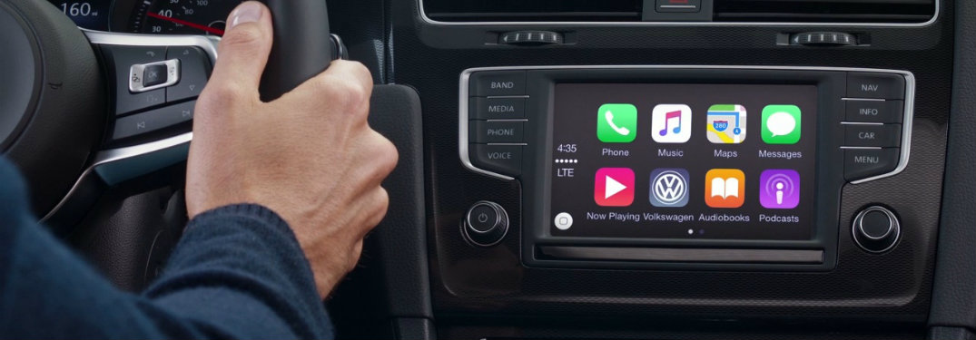 Volkswagen Apple Carplay And Android Auto Instructions