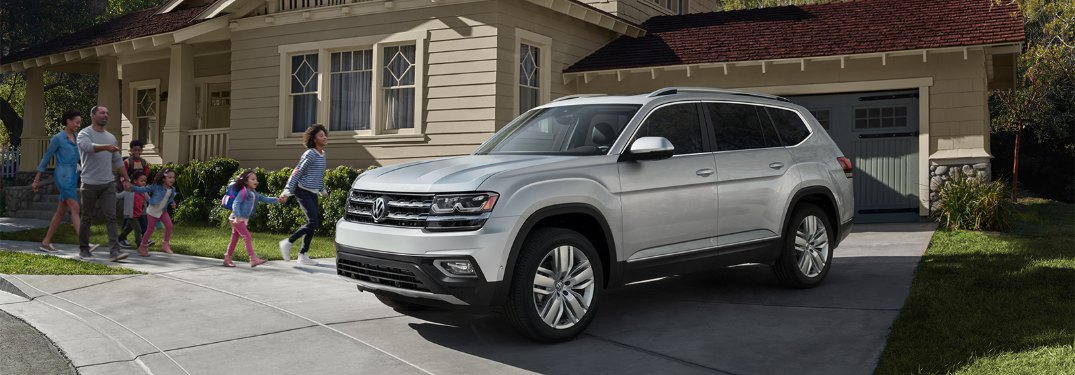 Suv With Third Row >> Which 2019 Volkswagen Suvs Offer Third Row Seating