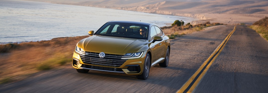 Does the 2019 Volkswagen Arteon Offer All-Wheel Drive?