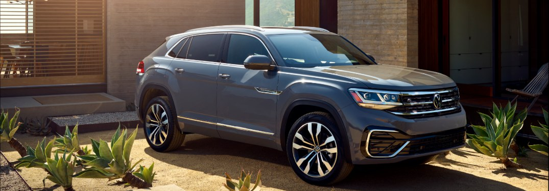 2020 VW Atlas Cross Sport Storage Space