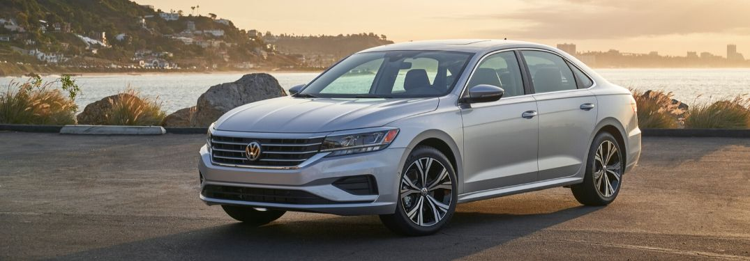 2020 VW Passat Safety and Driver Assistance Features
