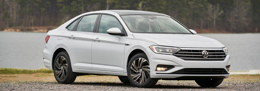 Does the 2020 VW Jetta offer Front Assist?