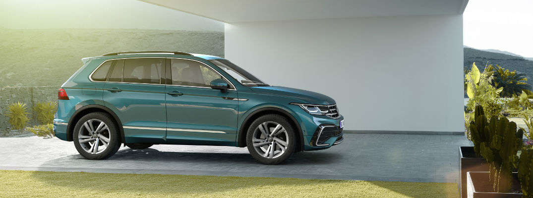 Volkswagen gets future customers excited about the latest Tiguan