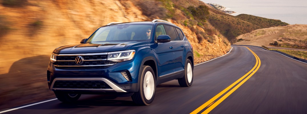 The 2021 Volkswagen Atlas has arrived at our showroom! Learn more today!