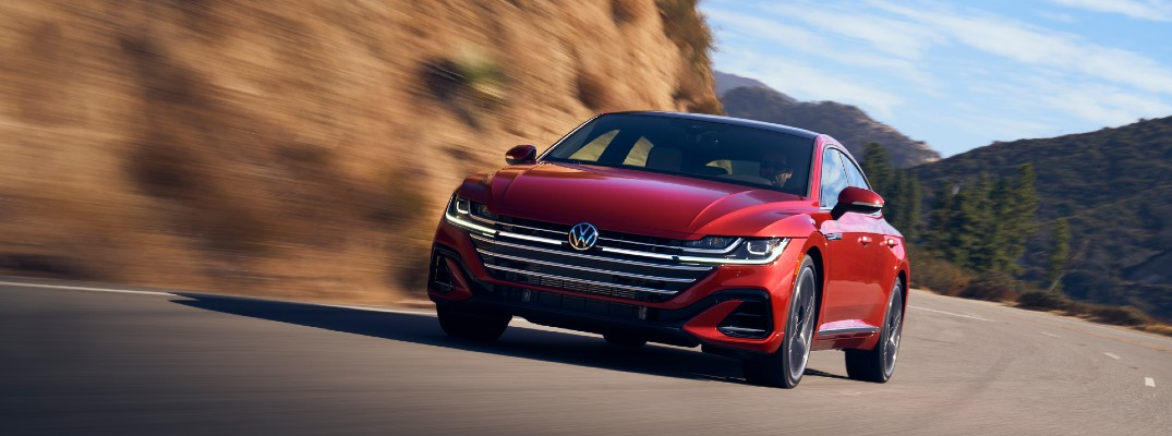 Are you ready for the 2021 Arteon to arrive at Compass VW?