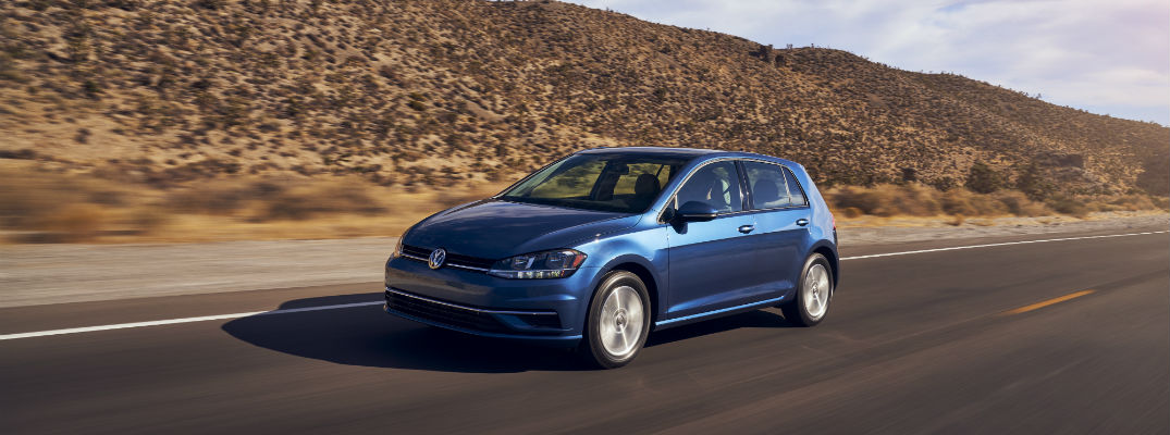 With so much happening with VW don't forget about the Golf