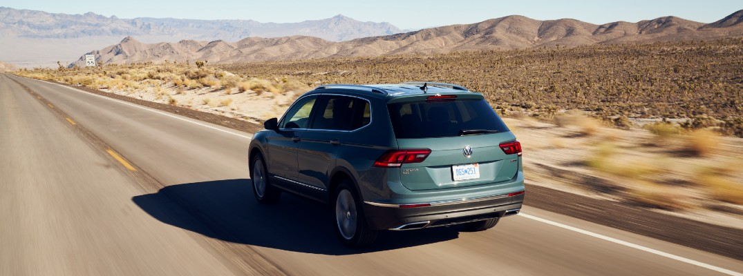 Volkswagen Tiguan owners will have a lot of access to technology