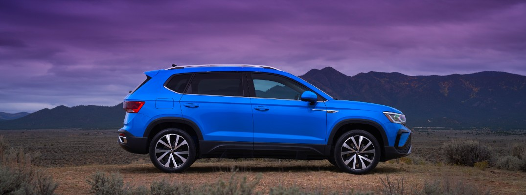 Say goodbye to the Golf and hello to the VW Taos