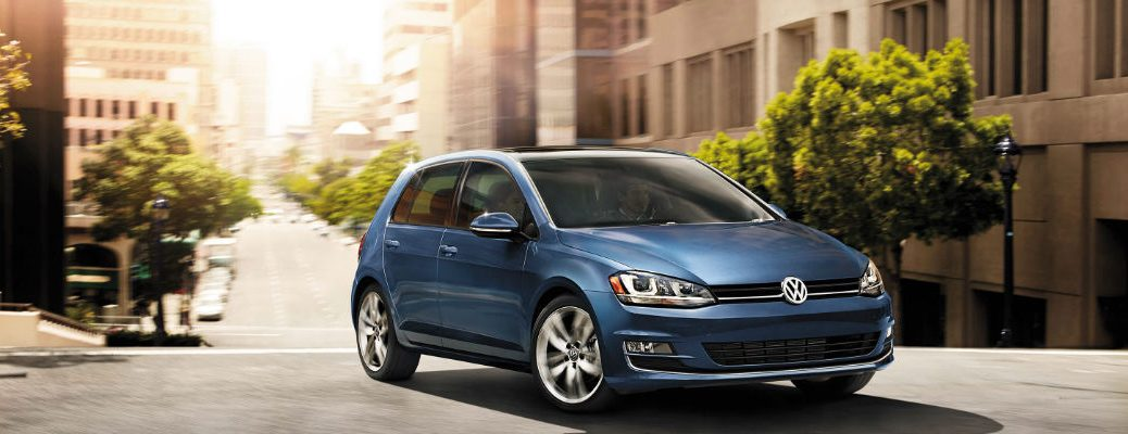 Differences Between 2015 Volkswagen Golf S and SE Trims