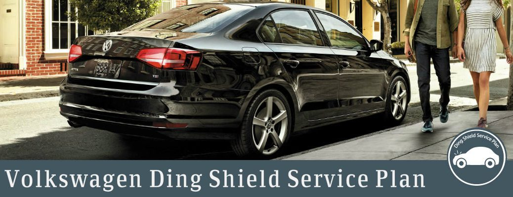 What Is Covered Under Volkswagen Ding Shield Service Plan