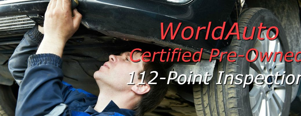 What Is Included in Used Volkswagen 112-Point Inspection