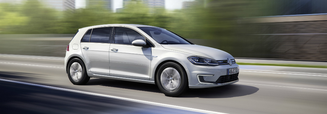 Improvements to the latest VW e-Golf
