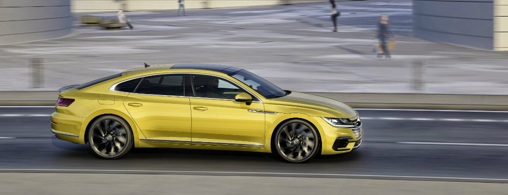 Volkswagen Arteon new features and specifications
