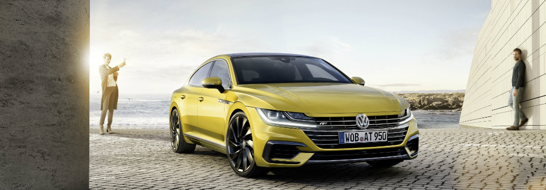 What is replacing the Volkswagen CC?