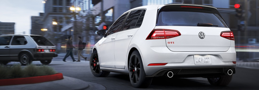 What's new about the 2019 Volkswagen Golf GTI?
