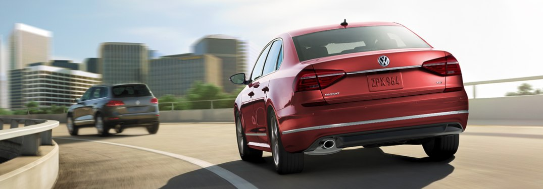 Check out these exciting 2019 Volkswagen Passat technology features!