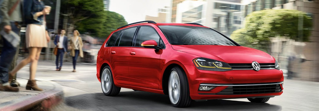 Exploring the Safety Features & Driver Aids of the 2019 Golf SportWagen